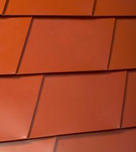 Metalinės čerpės profilis ERIC